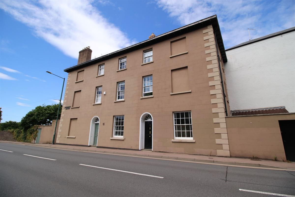 Victoria Place, Priory Street, Monmouth