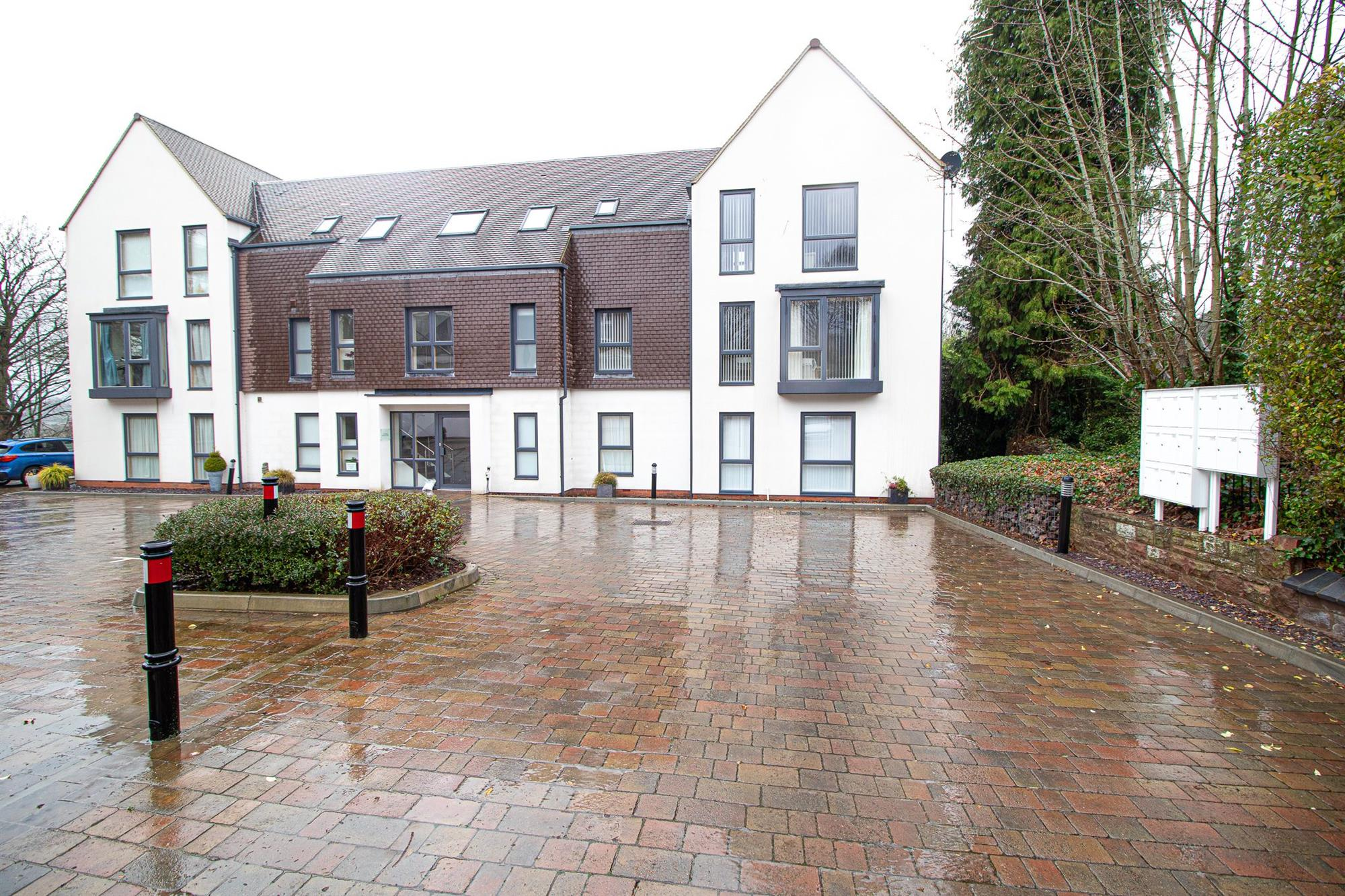 Flat , Monmouth House, Hereford Road, Monmouth